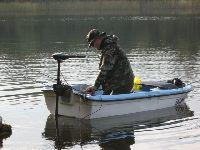 �odzie w�dkarskie, �odzie wios�owe, motorowe kabinowe na ryby
