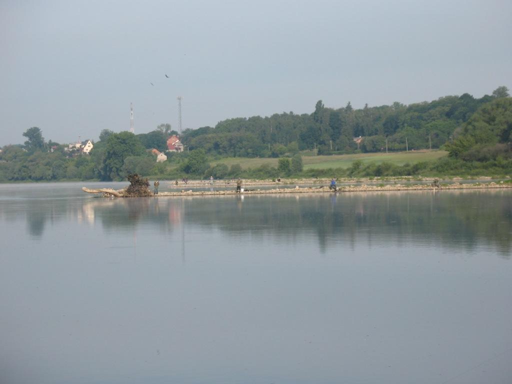 G³ówki na Chmielewie - rzeka Wis³a- zdjêcia, foto galerie, fotki, zdjêcie
