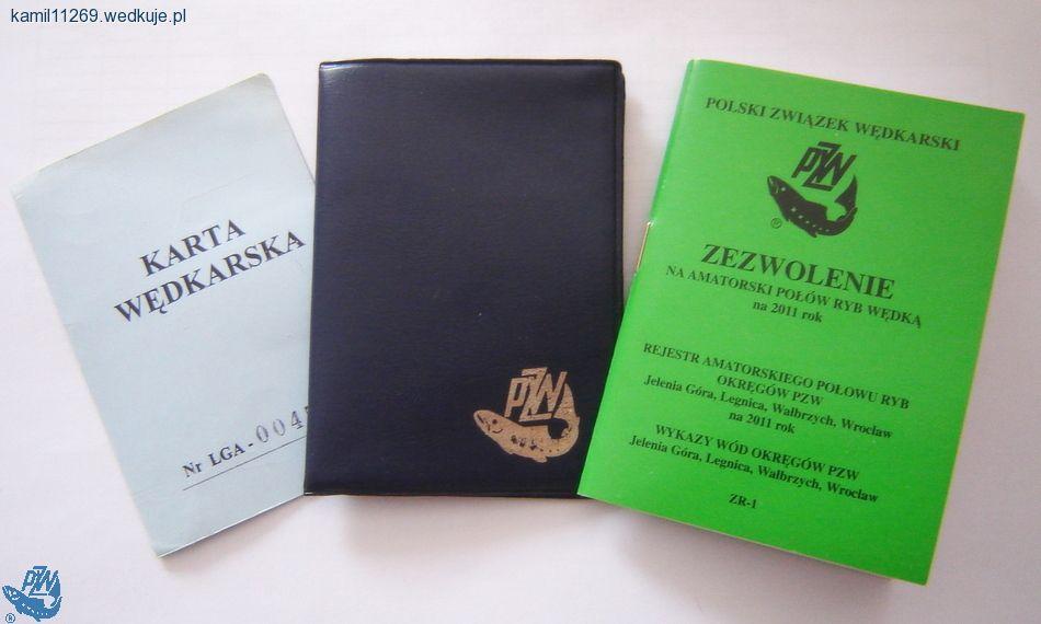 Regulamin Amatorskiego po�owu ryb na rok 2012 - przepisy PZW, regulaminy po�owu ryb, zdj�cia, opinie