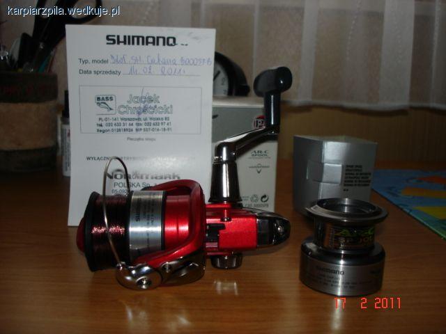 Shimano Catana 3000 SFB - moja opinia - ko�owrotki, zdj�cia, opinie