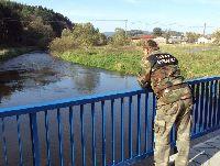 Rzeka B�br Kamienna G�ra-Ciechanowice