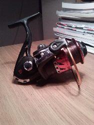 Ko�owrotek Zebco Satanica FD 640 - dope�nienie feedera