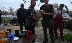 """Puchar na """"Zako�czenie sezonu 2014"""" w Kole Kolejarz Krotoszyn"""