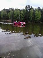 Skuter wodny i narty na zalewie   Kobyla G�ra a Regulamin PZW