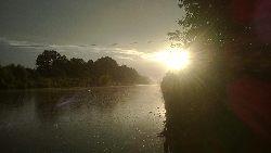 Spinning na kanale Gliwickim - jesienne przecieranie szlak�w