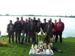 Turniej w�dkarski Sp�ki WINKELMANN