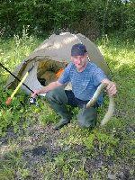 Rozpoznanie terenu - sezon czas zacz�� Jezioro Gop�o