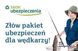 Ubezpiecz sprz�t w�dkarski, NNW i OC ju� od 27 z� rocznie!
