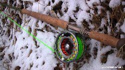 W�dkarstwo muchowe | Fly Fishing | Sprz�t, przyn�ty i technika po�owu na much�