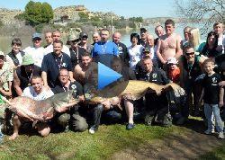 Artur Betcher sumy Ebro Hiszpania wycieczka w�dkarska