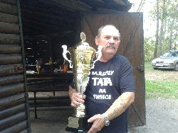 Sp�awikowe Zawody o Puchar Prezesa Rawskich Wodoci�g�w i Kanalizacji Sp.z.o.o.
