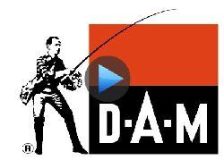 Arkadiusz Ga�ka firma DAM Targi W�dkarskie Rybomania