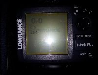 Echosonda Lowrance Mark-5x - test