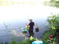 1 puchar w�jta gimny Cekcyn -  jezioro Zadworne