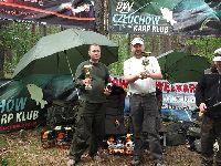 II zawody karpiowe  Cz�uchowskiego Klubu Karpiowego