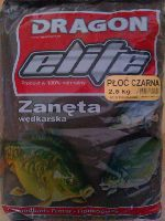 Zan�ta Dragon elite p�o� - czarna