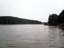 Jezioro Topiele