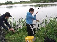 Jezioro Miejskie Ma�e (Jeziorna)