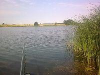 Zawody sp�awikowe zalew Roszk�w-Siedlemin