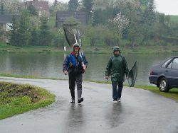 Spinningowe  Zawody  W�dkarskie   Wiosna 2014