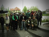 Zawody o Puchar Burmistrza Pilawy - 2011