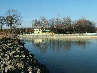 Rzeka Wis�a w Warszawie
