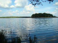 Jezioro Mamry - Mazury