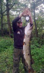 Najwi�kszy szczupak w Polsce - Szczupak 25,5 kg! - AKTUALIZACJA!