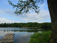 Jezioro Piecek - Sapieniec, Spiczaste