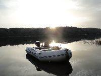 Pontony w�dkarskie - Podstawowa wiedza o pontonach