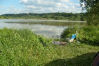 Zbiornik wodny S�dzis�aw