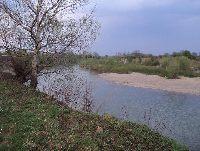 Rzeka San (Okolice Przemy�la)