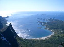 Engeloya, Vestfjorden norweskie fjordy