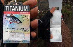 Haki p�ociowe Titanium Aji 160G Pro Roach