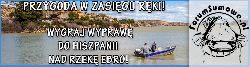 Wygraj kompleksow� wypraw� w�dkarsk� nad rzek� Ebro do Hiszpanii
