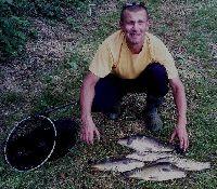 Moje drugie w�dkowanie na zbiorniku w Lipowczycach
