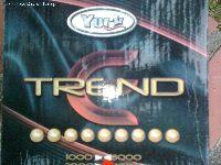 Ko�owrotek York Trend 4000 - pierwszy test